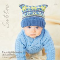 649). The eighth little Sublime hand knit book